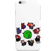 Pig Avengers iPhone Case/Skin