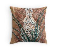 Harvest Wheat Throw Pillow