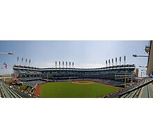 A Day At The Ball Park Photographic Print