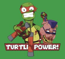 Turtle Power! by Danny Cawthon