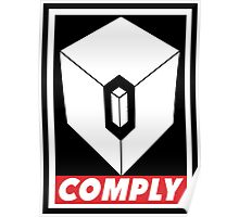 COMPLY Poster