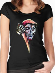 The Halloween Fiend Women's Fitted Scoop T-Shirt