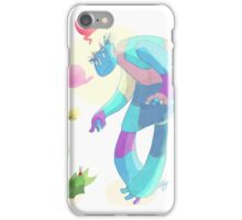 Helping the Flowers Grow iPhone Case/Skin