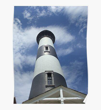 Vertigo Lighthouse Poster