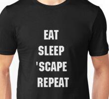 Runescape Eat Sleep Scape Repeat Unisex T-Shirt