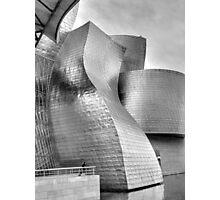 Guggenheim gallery, Bilbao Photographic Print