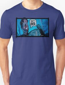 Party's Over Dead Alive T-Shirt