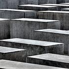 Holocaust memorial, Berlin by EllensEye