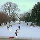 Fun In The Snow!! by Franco De Luca Calce