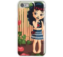 Poi, Haka and Kumara iPhone Case/Skin