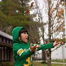 First Sign of Autumn by Avena Singh