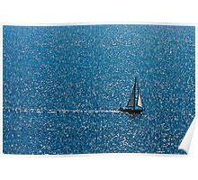 Sea and Sail Poster