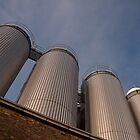 Guinness vats by Jon Lees