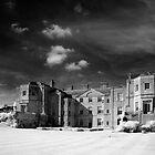 Motisfont Abbey, Infrared by EllensEye