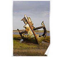 Fleetwood Wreck Poster