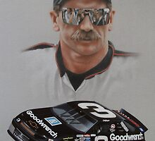 DALE EARNHARDT by niz1980