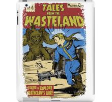 Tales from the Wasteland iPad Case/Skin