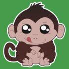Chunky Monkey T-Shirt by chunkymonkey