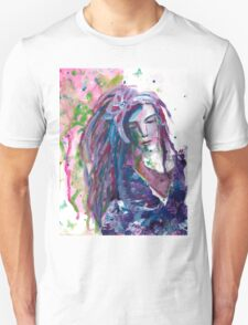 The Stranger - Inspired by Dina Wakley T-Shirt