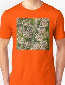 Abstract Circles  Unisex T-Shirt