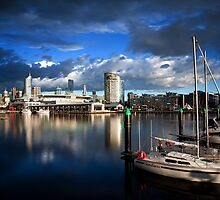 Victoria Harbour by John Dekker