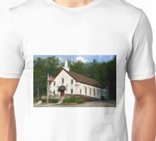 Saint Simon the Apostle Roman Catholic Church Unisex T-Shirt