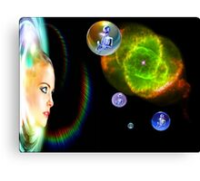 Thirteenth Dimension Canvas Print