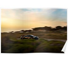 McLaren P1 Driving Nirvana  Poster