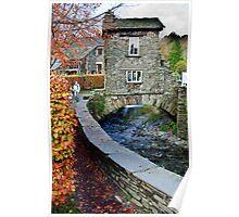 Bridge House, Windermere Poster