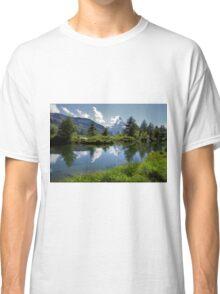 Matterhorn Reflections Classic T-Shirt