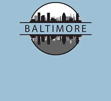 Baltimore Maryland Womens Fitted T-Shirt