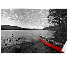 Thirteenth Lake Poster