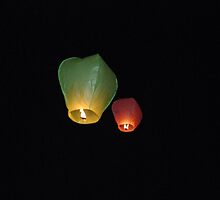 Two Lanterns by Karen Martin IPA