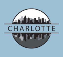 Charlotte North Carolina by FamilyT-Shirts