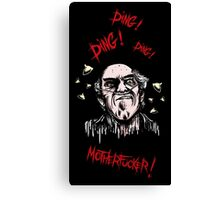 Breaking Bad - Ding Ding Motherfucker Canvas Print