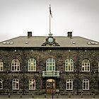 Alþingishúsið - House of the Icelandic Parliament by Ólafur Már Sigurðsson