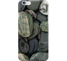 Wet stones iPhone Case/Skin