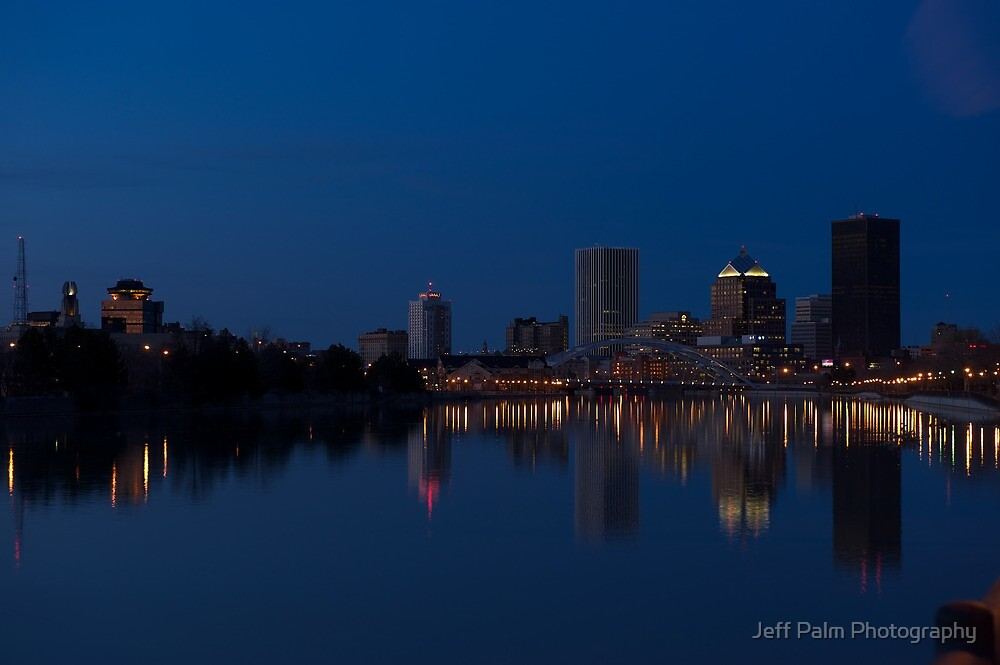 Rochester reflections by Jeff Palm Photography