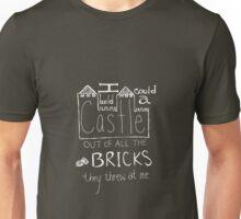 New Romantics - White Font Unisex T-Shirt