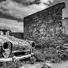 Silverton Ruins. by trevorb