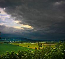 Landscape in Stirling, UK by keyconcept