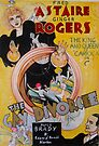The Gay Divorcee  ( Vintage Poster Reproduction ) by John Dicandia  ( JinnDoW )