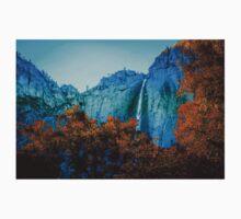 Yosemite Mountains Kids Tee