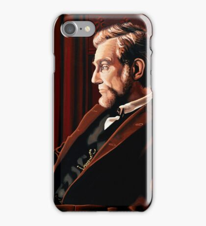 Abraham Lincoln by Daniel Day-Lewis iPhone Case/Skin