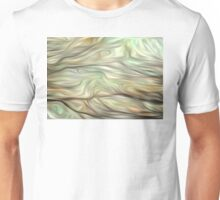 Abstract Colors Oil Painting #6 Unisex T-Shirt