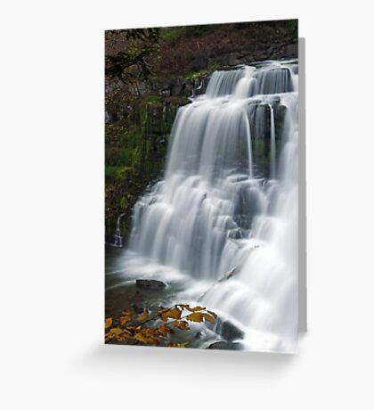High Water Detail Greeting Card