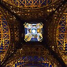 Eiffel Tower, Paris by Melissa Fiene