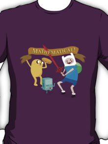 Mathematical Adventure Time! T-Shirt
