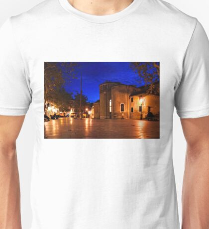 Impressions of Venice - Wandering Around the Secret Squares Unisex T-Shirt