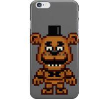 Five Nights at Freddy's - Freddy Fazbear Mini Pixel iPhone Case/Skin
